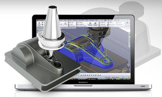 CAD CAM 3D software - GRUMANT